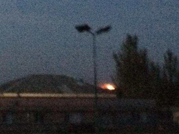 Донецк потряс мощный взрыв (ФОТО) (фото) - фото 1