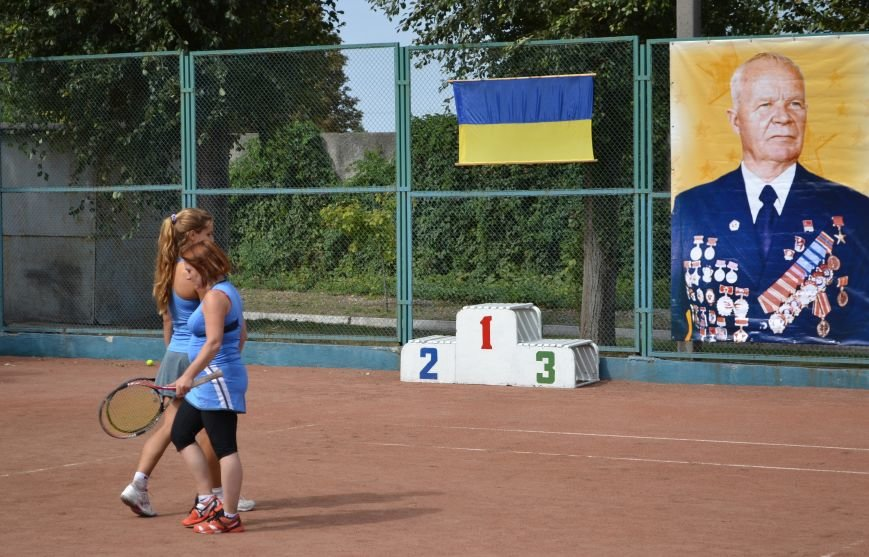 В Днепродзержинске прошел турнир по теннису памяти М.П. Аношкина, фото-6
