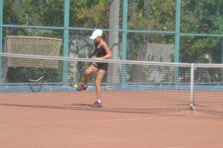 В Днепродзержинске прошел турнир по теннису памяти М.П. Аношкина, фото-9
