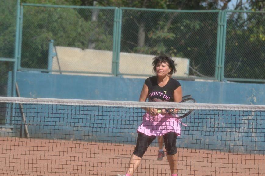 В Днепродзержинске прошел турнир по теннису памяти М.П. Аношкина, фото-10