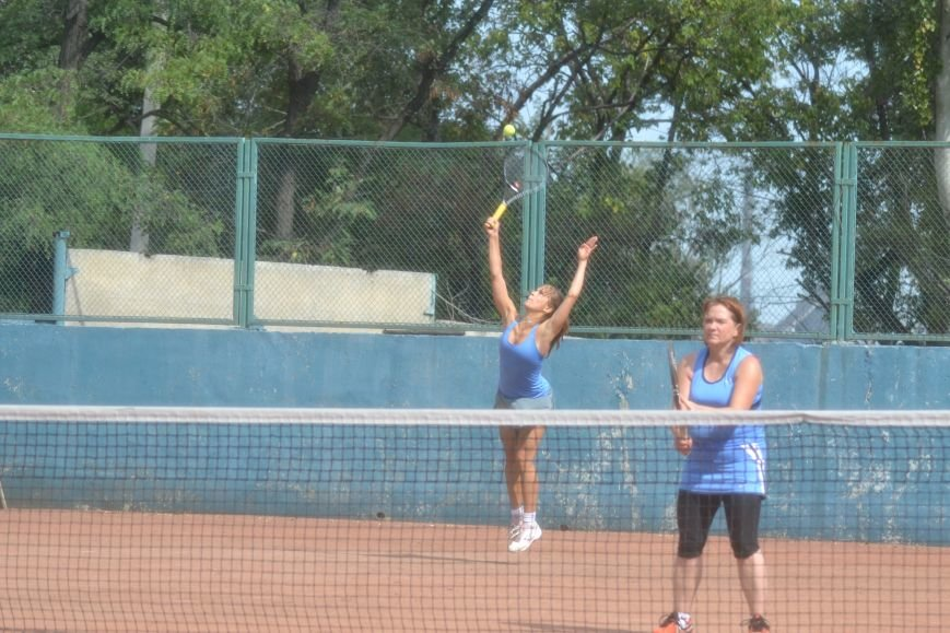В Днепродзержинске прошел турнир по теннису памяти М.П. Аношкина, фото-7