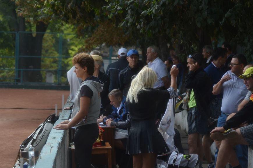 В Днепродзержинске прошел турнир по теннису памяти М.П. Аношкина, фото-1