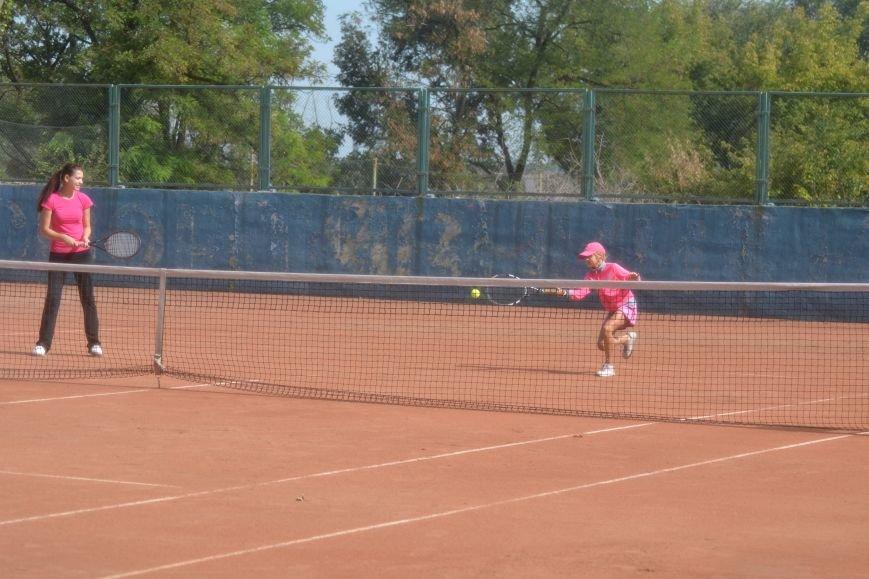 В Днепродзержинске прошел турнир по теннису памяти М.П. Аношкина, фото-5