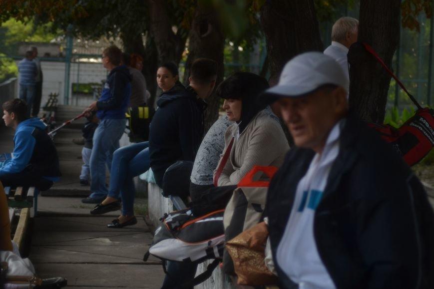 В Днепродзержинске прошел турнир по теннису памяти М.П. Аношкина, фото-4