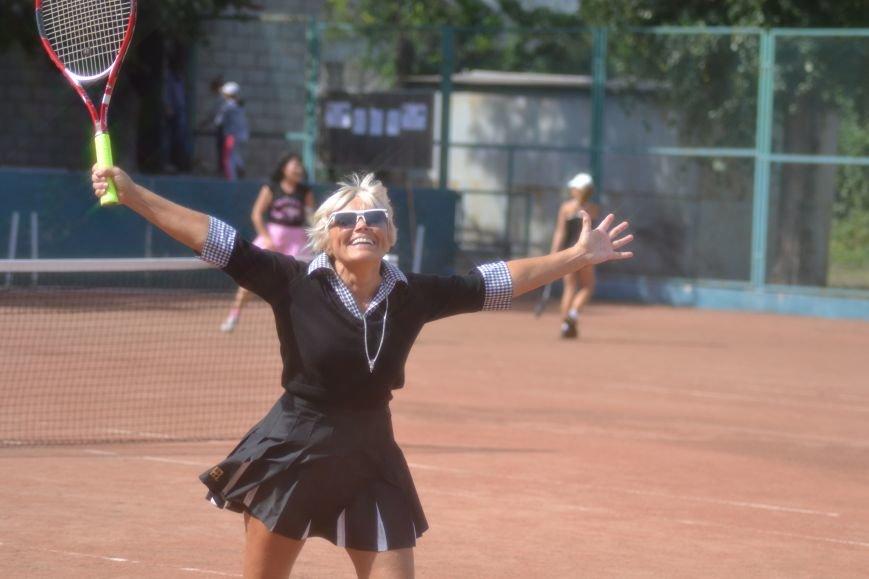 В Днепродзержинске прошел турнир по теннису памяти М.П. Аношкина, фото-8