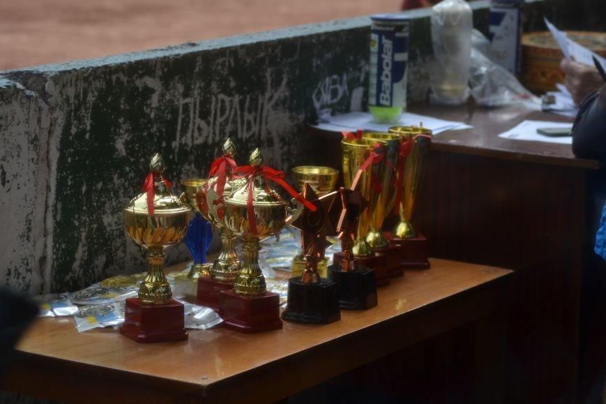 В Днепродзержинске прошел турнир по теннису памяти М.П. Аношкина, фото-2