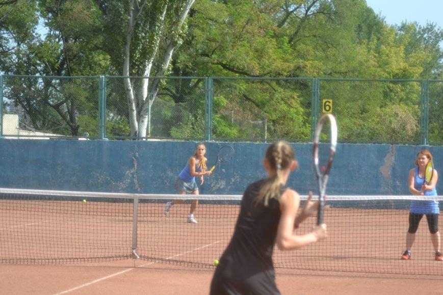 В Днепродзержинске прошел турнир по теннису памяти М.П. Аношкина, фото-3