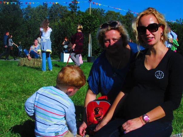 В павильоне «Верхние теплицы» провели праздник «Яблочный полдень» (фото) - фото 1
