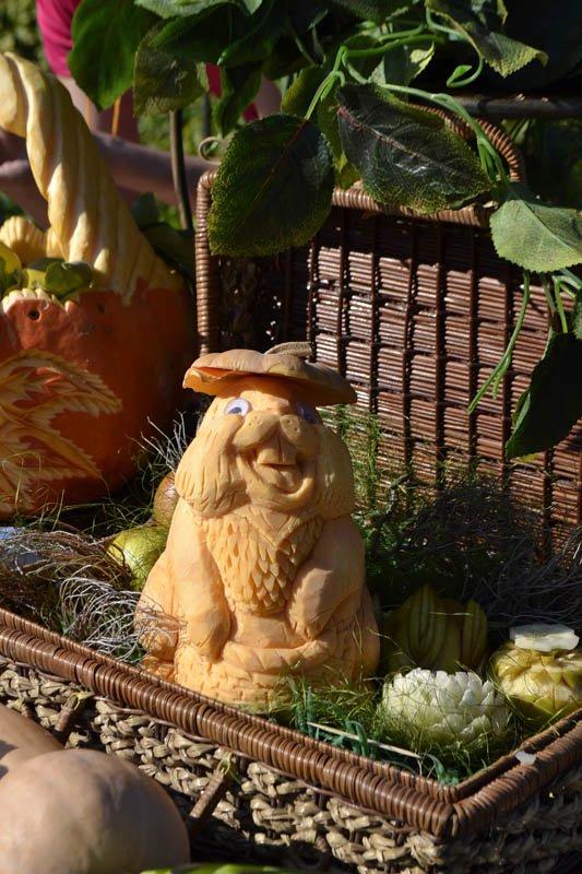 Осенний праздник в Александровском парке « Яблочный полдень» (фото) - фото 5