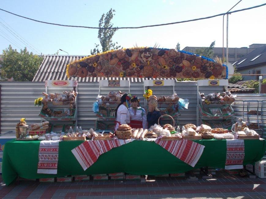 В Бердянске прошел праздник хлеба «Хлібограй — 2015» (фото) - фото 16