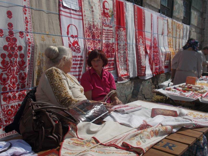 В Бердянске прошел праздник хлеба «Хлібограй — 2015» (фото) - фото 6