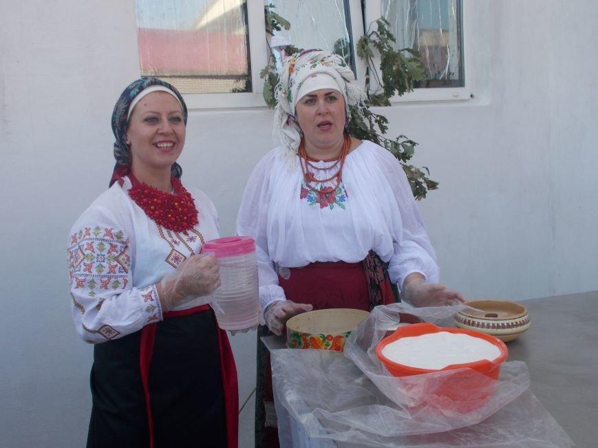 В Бердянске прошел праздник хлеба «Хлібограй — 2015» (фото) - фото 14