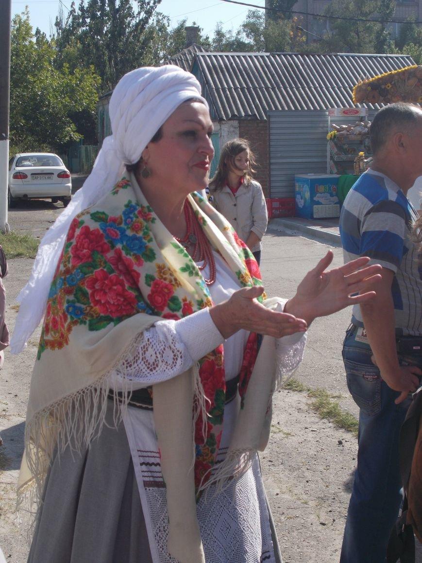 В Бердянске прошел праздник хлеба «Хлібограй — 2015» (фото) - фото 13