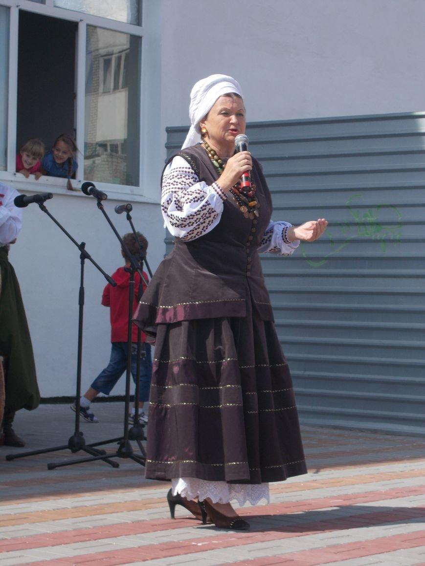 В Бердянске прошел праздник хлеба «Хлібограй — 2015» (фото) - фото 11