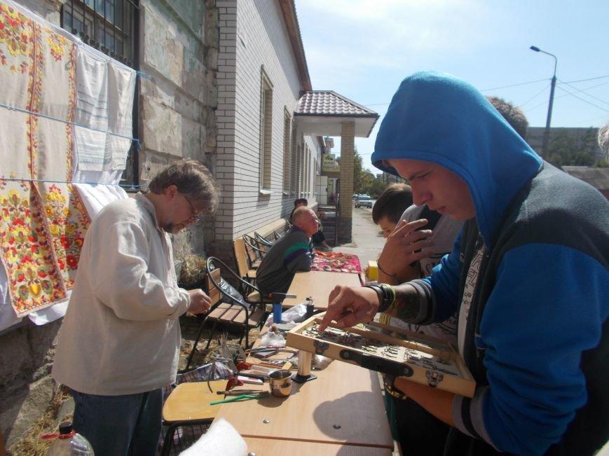 В Бердянске прошел праздник хлеба «Хлібограй — 2015» (фото) - фото 7