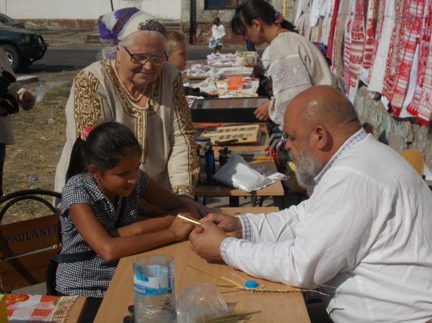 В Бердянске прошел праздник хлеба «Хлібограй — 2015» (фото) - фото 8