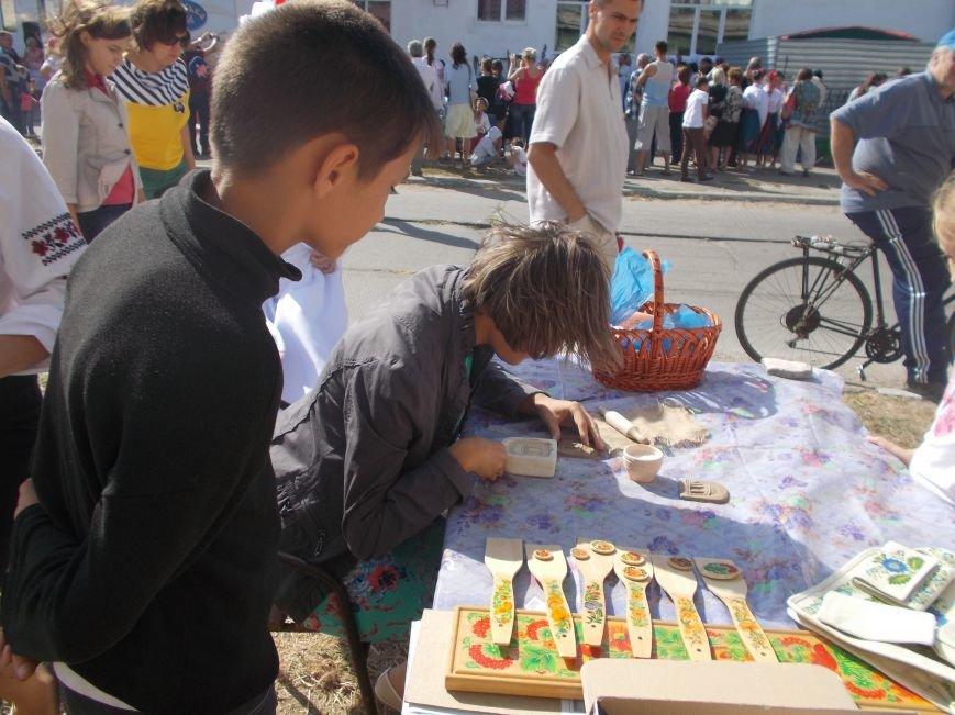 В Бердянске прошел праздник хлеба «Хлібограй — 2015» (фото) - фото 9