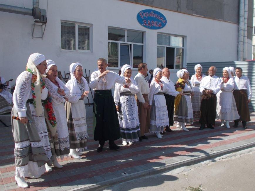 В Бердянске прошел праздник хлеба «Хлібограй — 2015» (фото) - фото 12
