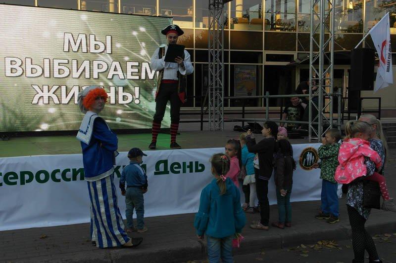 Выбор за тобой! Акция к «Всероссийскому дню трезвости» в Доме молодежи «Царскосельский» (фото) - фото 1