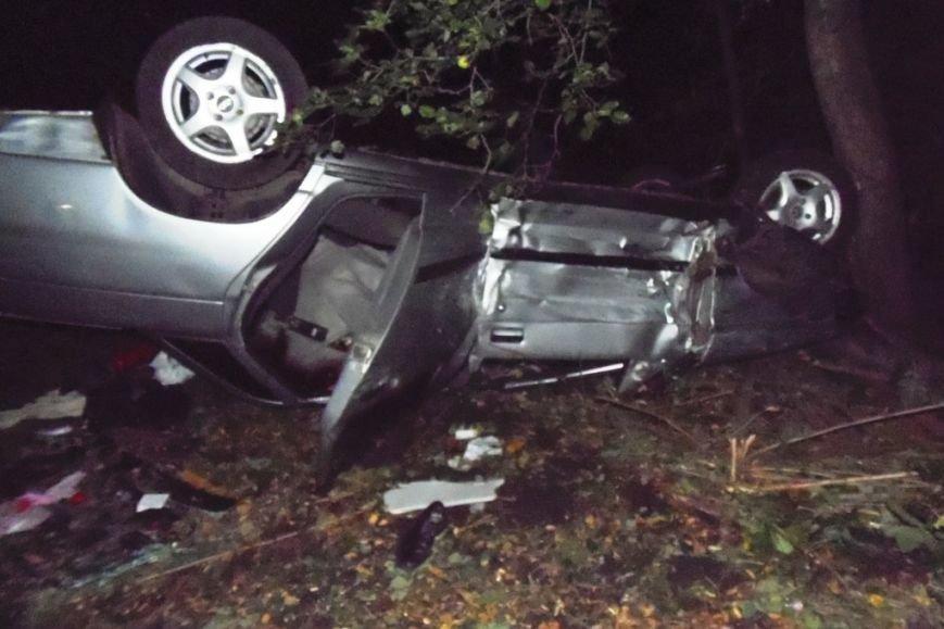 Ужасное ДТП в Черниговской области унесло жизни трех человек (фото) - фото 1