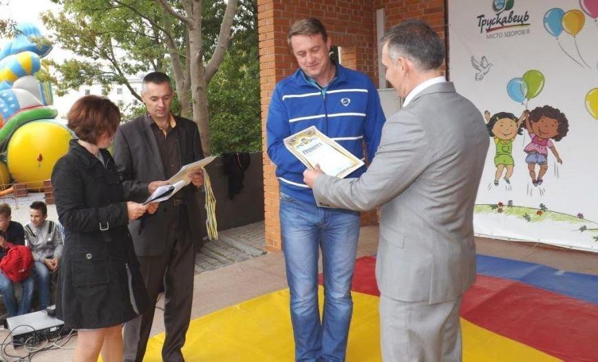 До Дня фізичної культури на Львівщині відзначили кращих спортсменів та провели змагання (ФОТО) (фото) - фото 4
