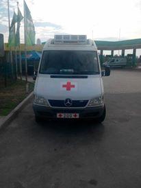 Одесским волонтерам миссии «Черный тюльпан» украинская диаспора в Великобритании подарила авто (ФОТО) (фото) - фото 1