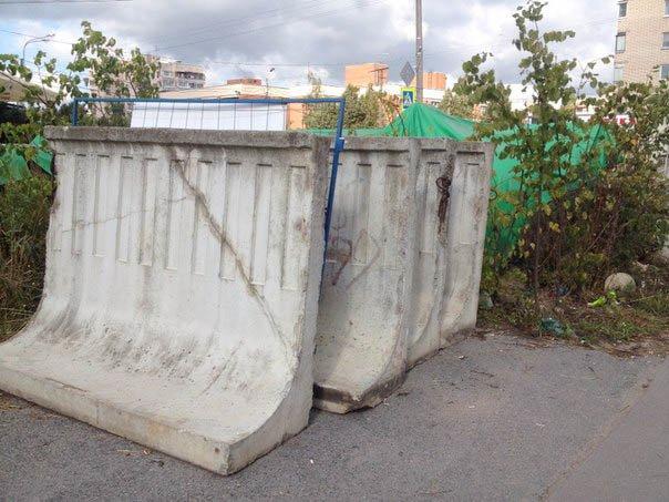 После ремонта в Пушкине открыли движение по Школьной улице (фото) - фото 1