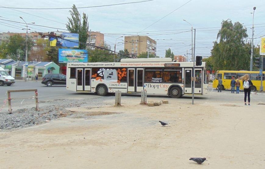 В Мариуполе восстановлено движение на проспекте Ленина (ФОТОФАКТ), фото-3