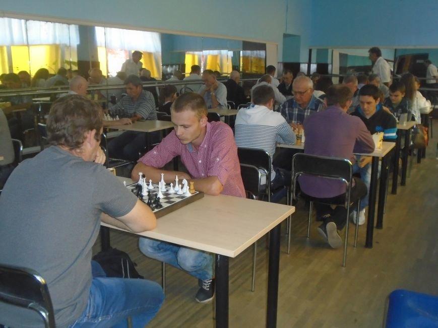 В Днепродзержинске провели шахматный турнир памяти Виктора Литвинова, фото-4
