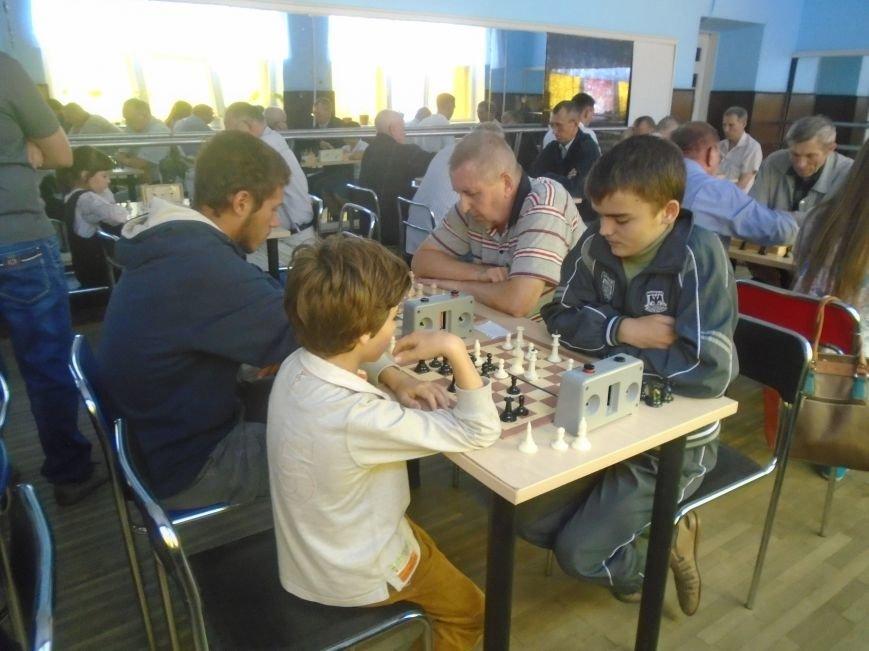 В Днепродзержинске провели шахматный турнир памяти Виктора Литвинова, фото-2
