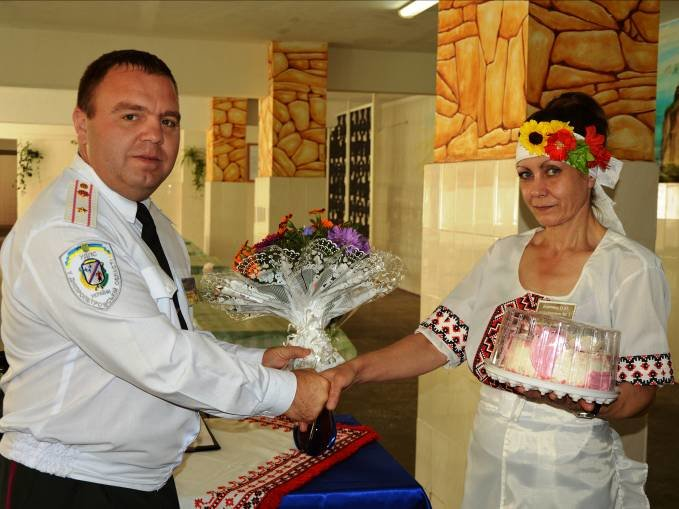 Павлоградские осужденные боролись за право быть лучшим поваром (фото) - фото 3