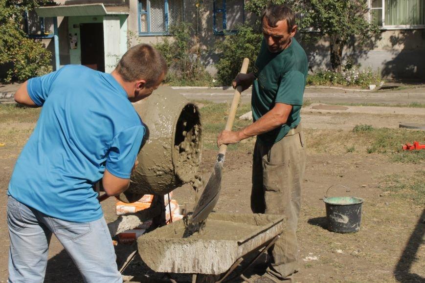 В Доброполье появилась новая площадка для воркаута (ФОТО), фото-4
