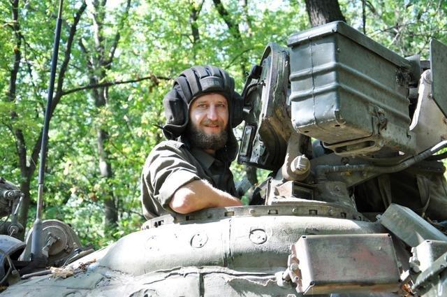 Министр обороны наградил танкистов в Краматорске (фото) - фото 2