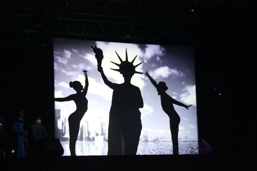 День города в Атемовске закончился удивительным шоу и большим   концертом, фото-2