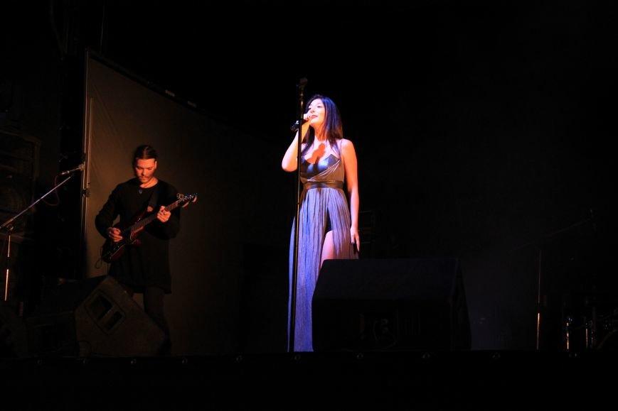 День города в Атемовске закончился удивительным шоу и большим   концертом, фото-1