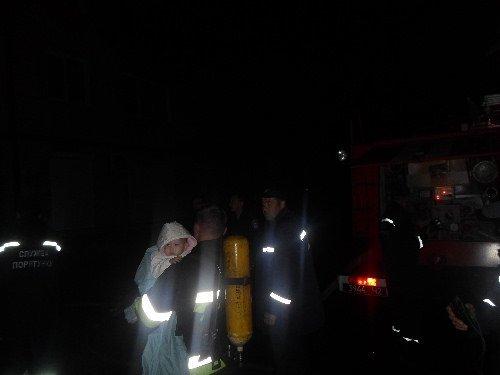У Рівному під час нічної пожежі мало не згорів чоловік (фото) - фото 3