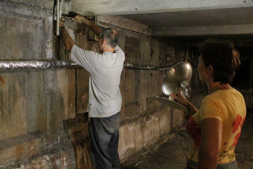 В Доброполье борются за тепло в домах, фото-6