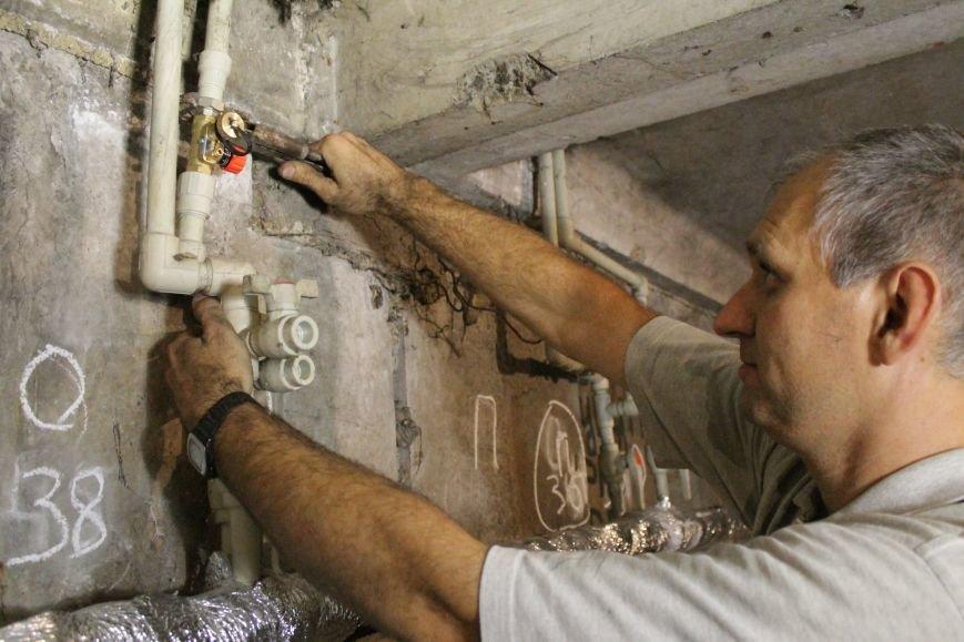 В Доброполье борются за тепло в домах, фото-5