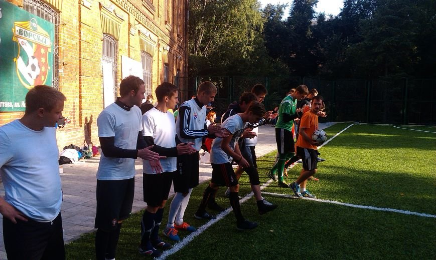 У Полтаві відбувся турнір на Кубок Студреспубліки (фото) - фото 3