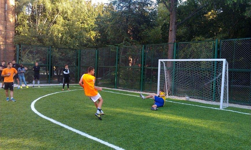 У Полтаві відбувся турнір на Кубок Студреспубліки (фото) - фото 2
