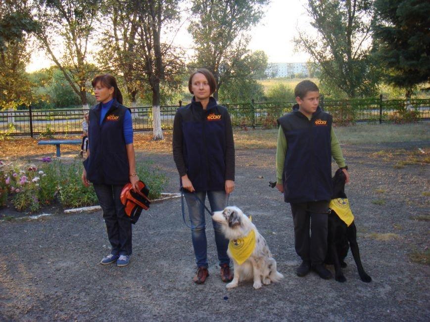 На Днепроретровщине лечат собаками (ФОТО), фото-3