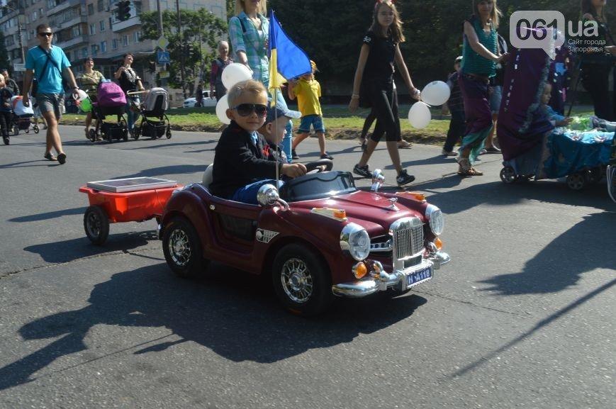 Выходные в Запорожье: пикник на «Радуге», татарский сабантуй и флешмоб фанатов (фото) - фото 1