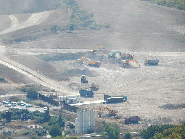 Под Севастополем начали строить новую электростанцию (ФОТО) (фото) - фото 3