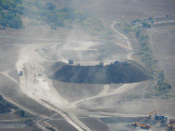 Под Севастополем начали строить новую электростанцию (ФОТО) (фото) - фото 1