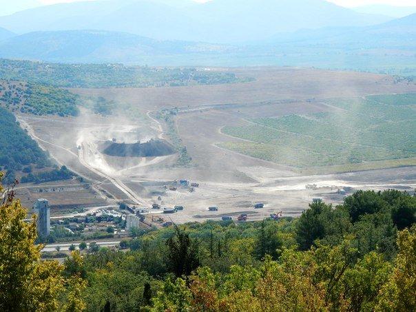 Под Севастополем начали строить новую электростанцию (ФОТО) (фото) - фото 5