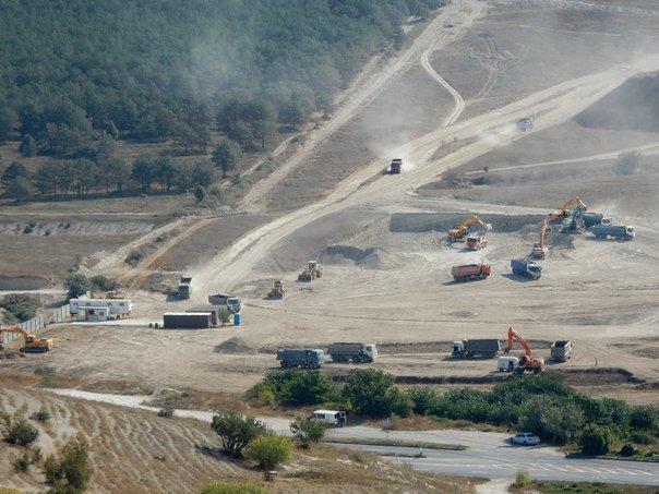 Под Севастополем начали строить новую электростанцию (ФОТО) (фото) - фото 4
