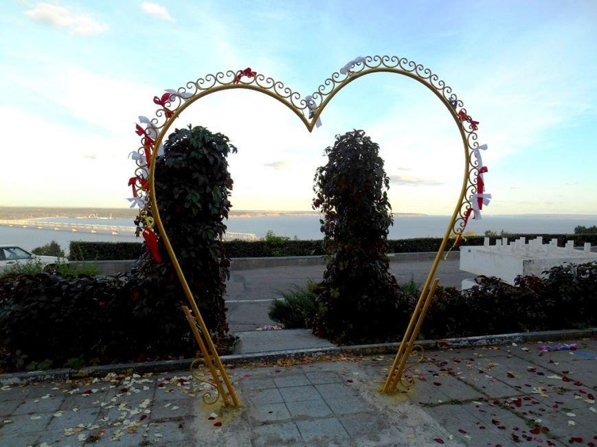 В Ульяновске появился островок любви (фото) - фото 1