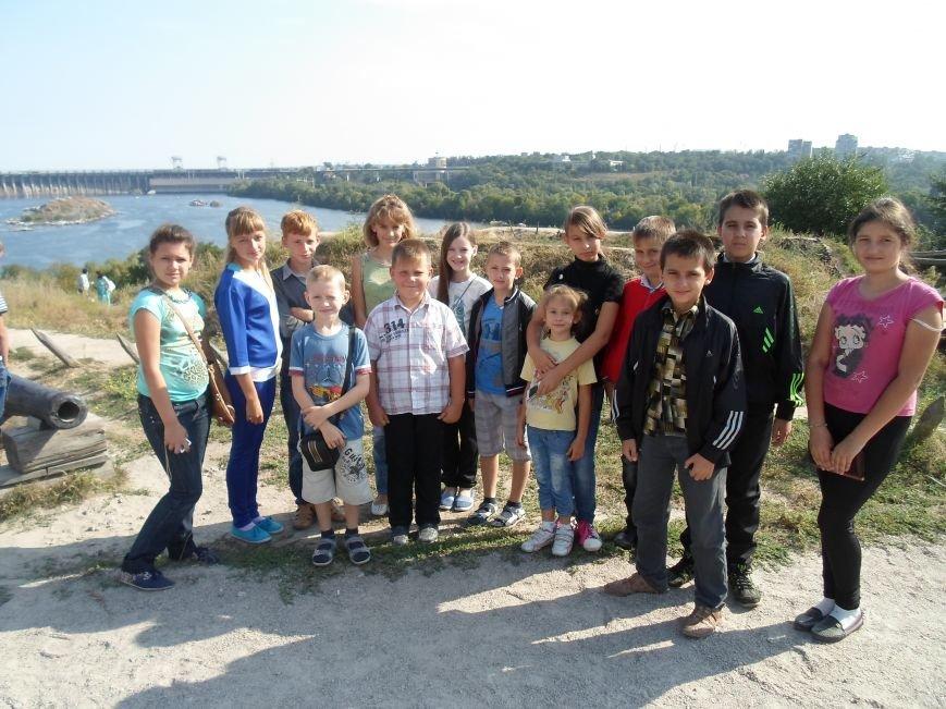 В Запорожье детей бойцов АТО посвятили в казаки (ФОТО) (фото) - фото 1
