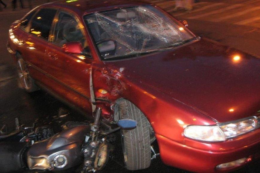 В Белгородской области в столкновении двух иномарок погиб 25-летний мужчина (фото) - фото 1