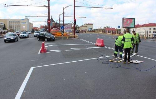 Фотофакт: возле автовокзала меняют организацию движения (обновлено) (фото) - фото 4
